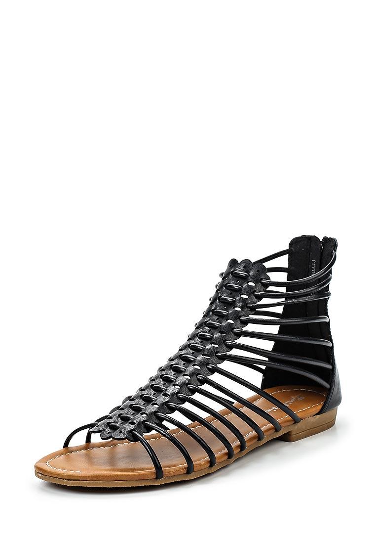 Женские сандалии Fiori&Spine F18-TT002