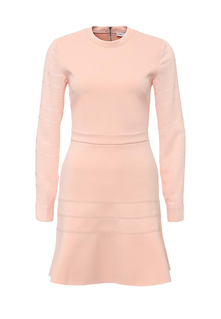 Платье-миди Finders Keepers FX160514D