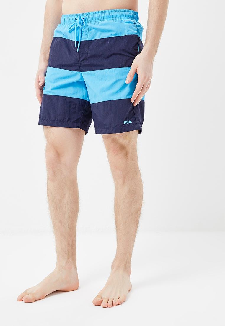 Мужские шорты для плавания FILA S18AFLSHM03