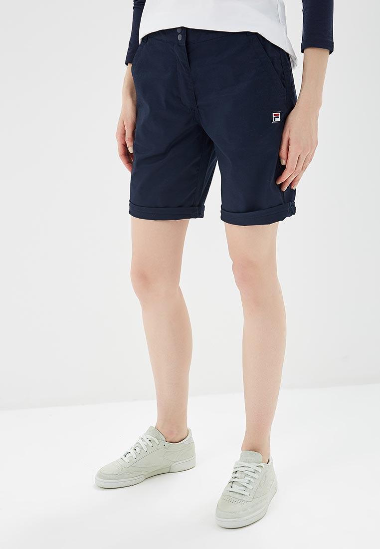Женские шорты FILA S18AFLSHW01