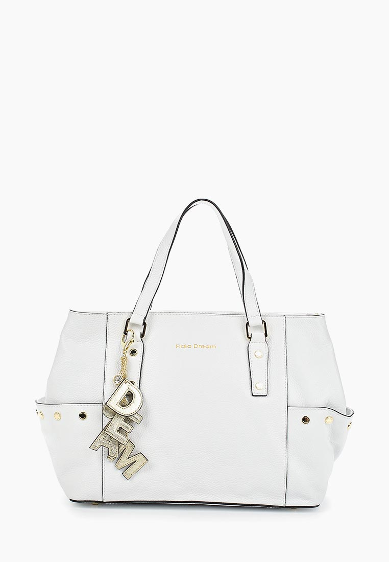 Сумка Fiato Dream 1131 кожа белый  (сумка женская)