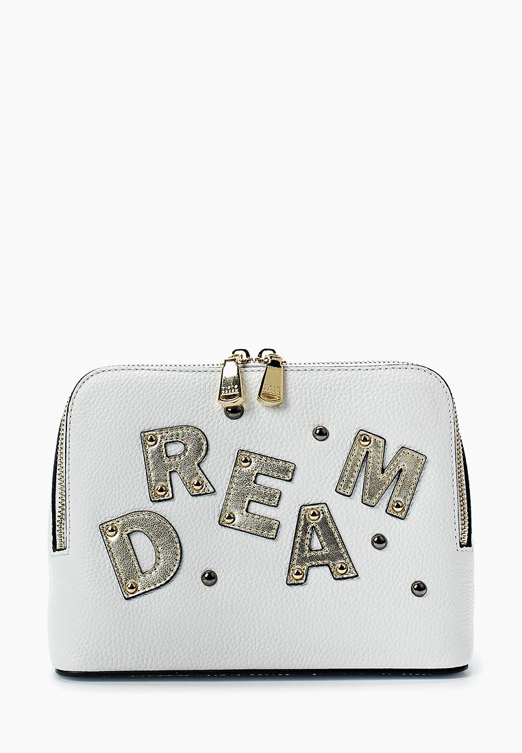 Сумка Fiato Dream 1133 кожа белый  (сумка женская)