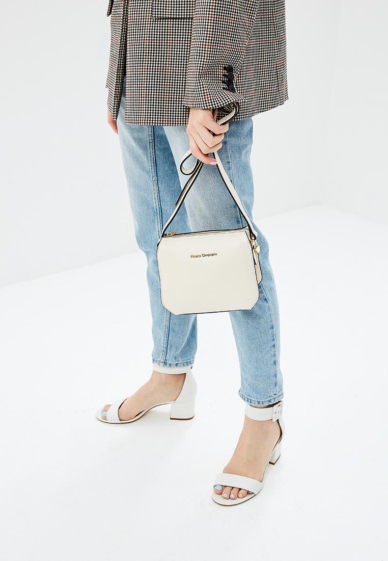 Сумка Fiato Dream 1133 кожа латте  (сумка женская): изображение 4