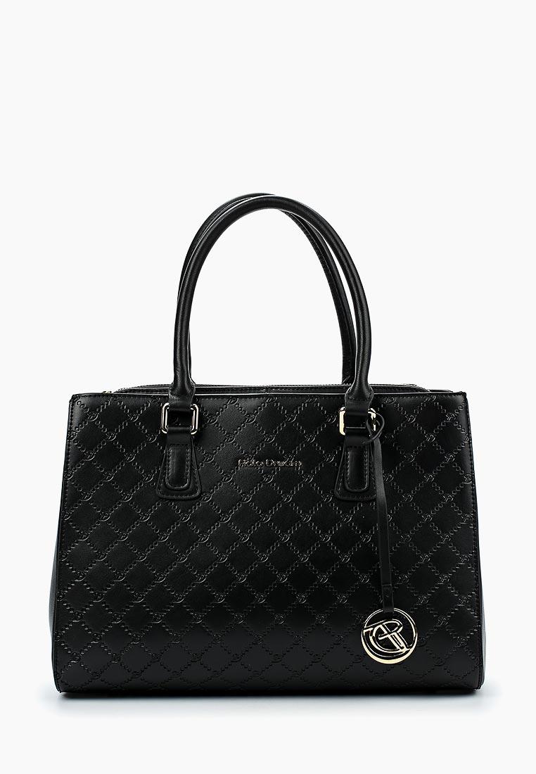 Сумка Fiato Dream 3790 кожа черный  (сумка женская)