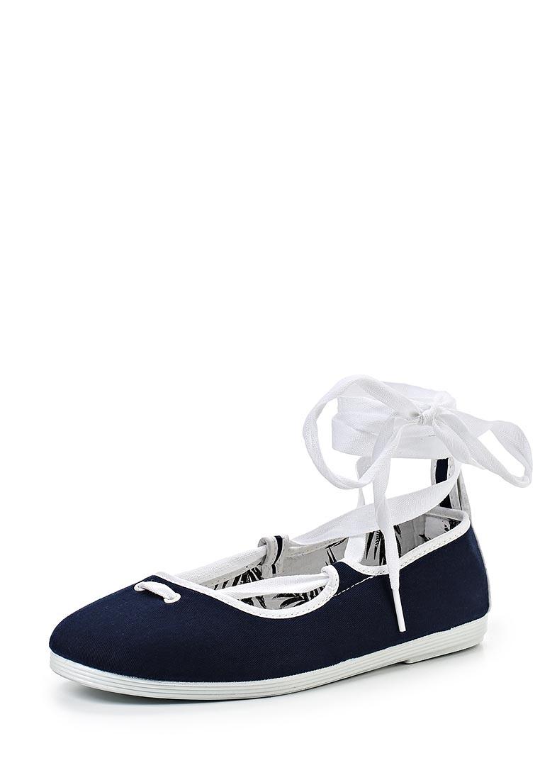 Туфли на плоской подошве FLOSSY STYLE CHEWOM