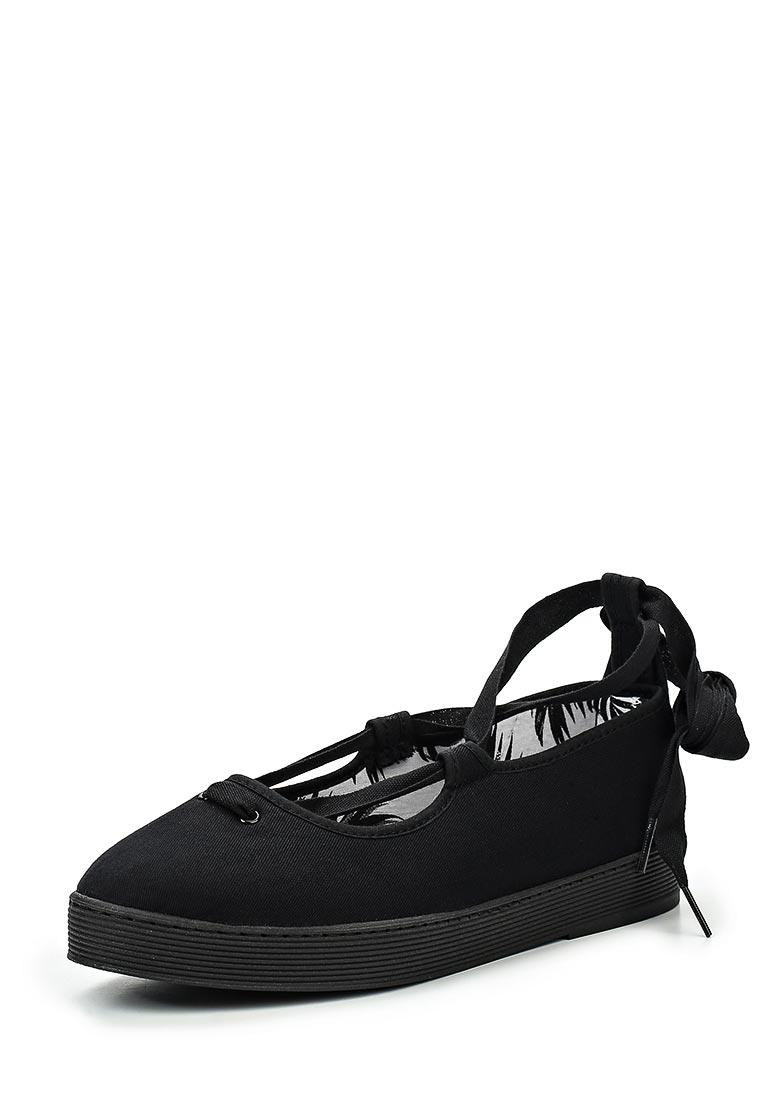 Туфли на плоской подошве FLOSSY STYLE JUANWOM