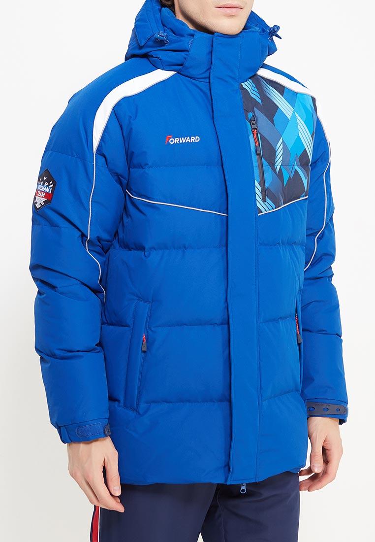 Утепленная куртка Forward M08150G