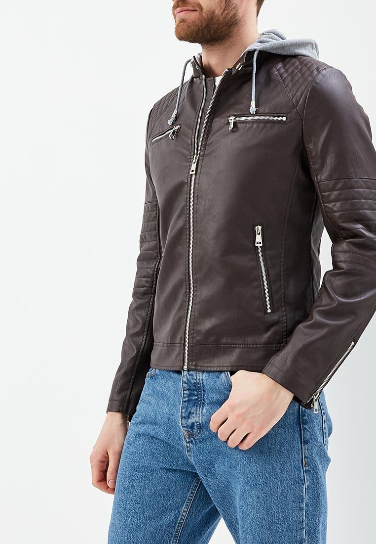 Кожаная куртка Forex B016-9507