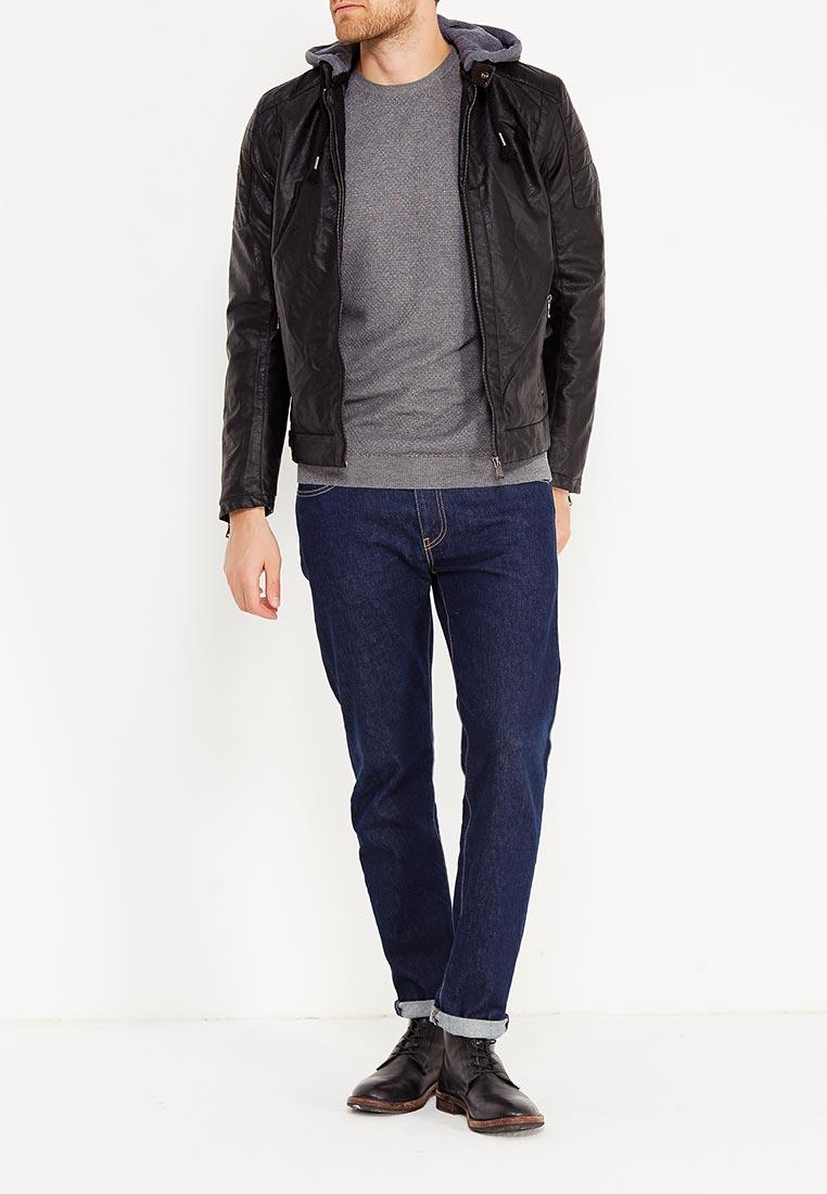 Кожаная куртка Forex B016-6268: изображение 2