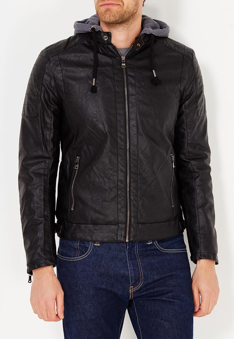 Кожаная куртка Forex B016-6268: изображение 3
