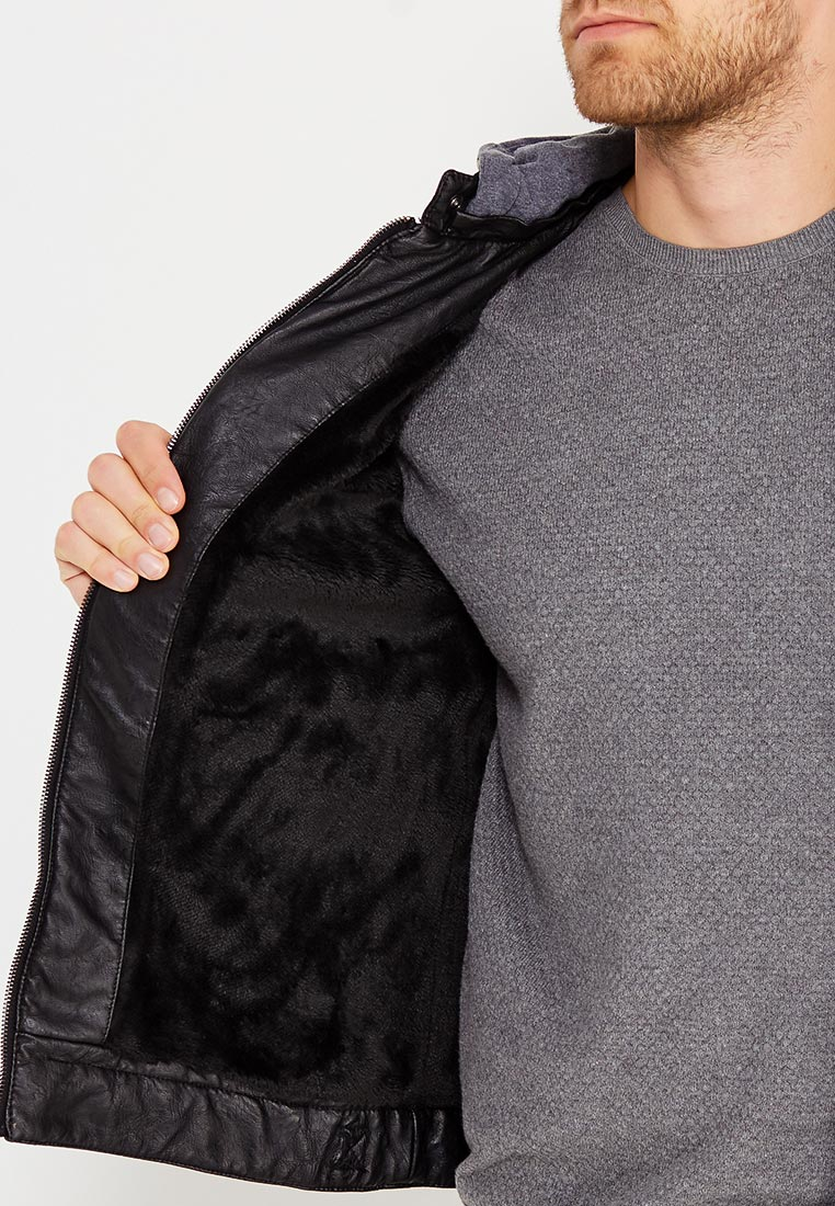 Кожаная куртка Forex B016-6268: изображение 5