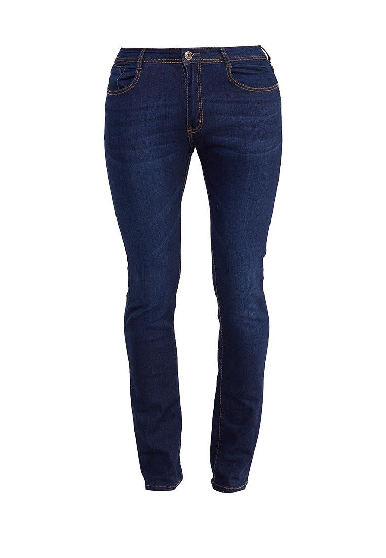 Мужские прямые джинсы Forex B016-9801