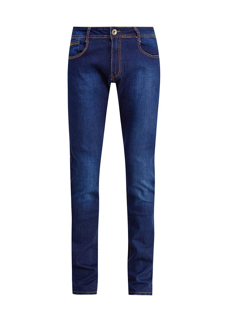 Мужские прямые джинсы Forex B016-9807