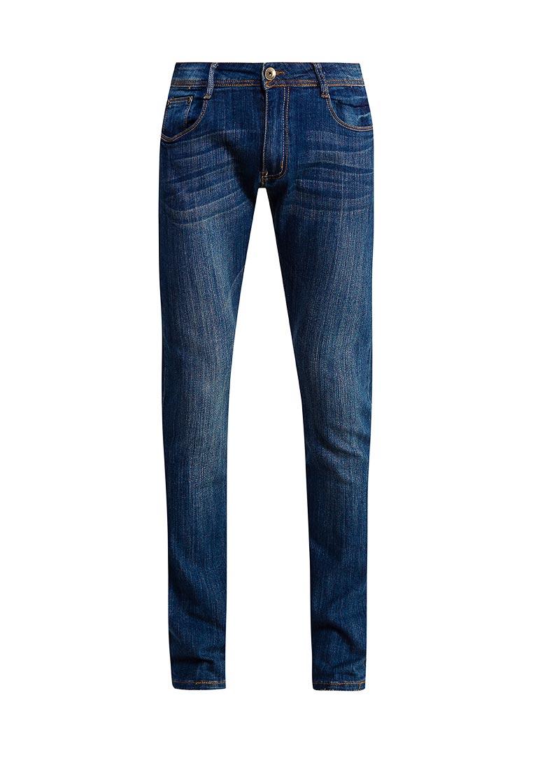 Мужские прямые джинсы Forex B016-9808