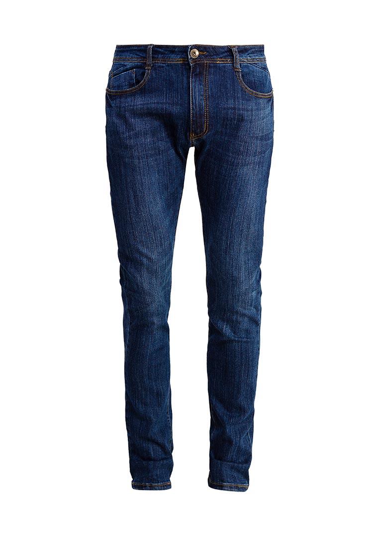 Мужские прямые джинсы Forex B016-9809