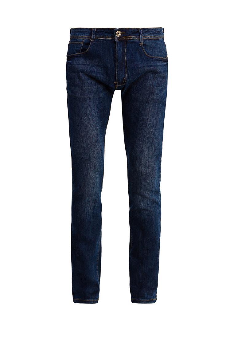 Мужские прямые джинсы Forex B016-9812