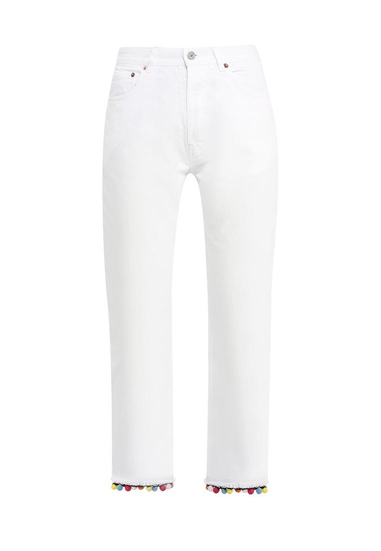 Прямые джинсы Forte Couture FC-SS17-49