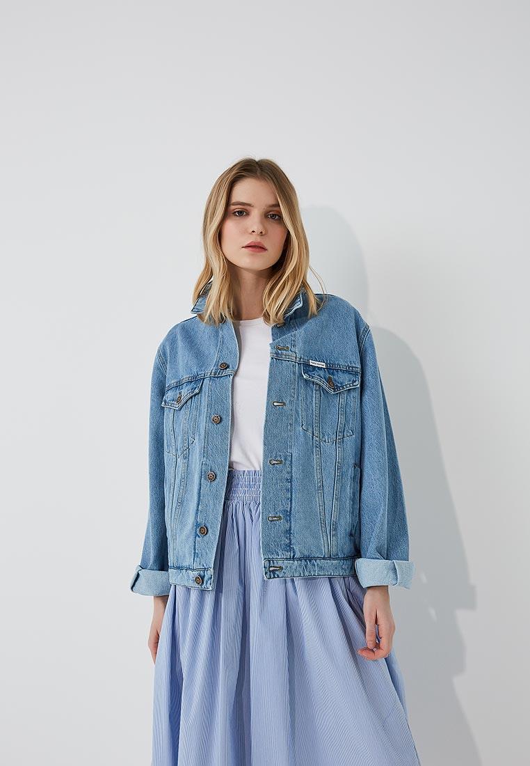 Джинсовая куртка Forte Couture FC-SS18-21