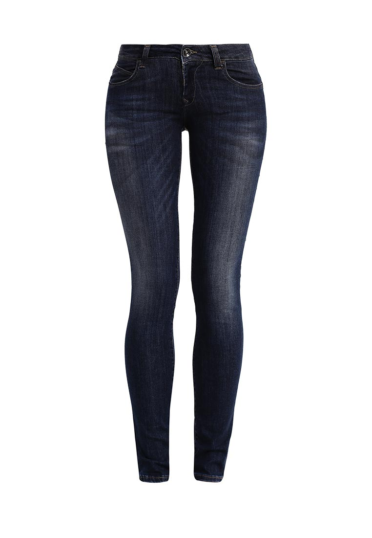 Зауженные джинсы Fornarina BIR1H31D807R73