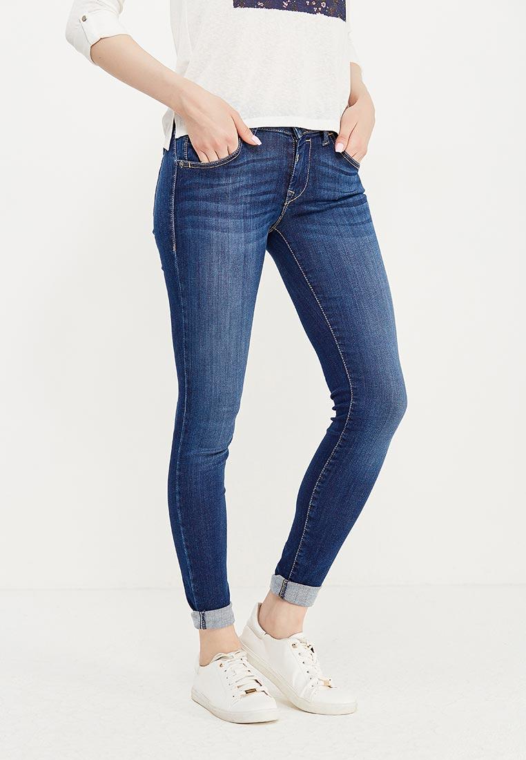 Зауженные джинсы Fornarina BIR1I34D780XP11