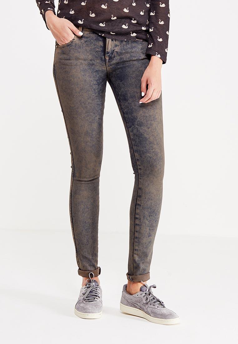 Зауженные джинсы Fornarina BIR1I34D780XP9