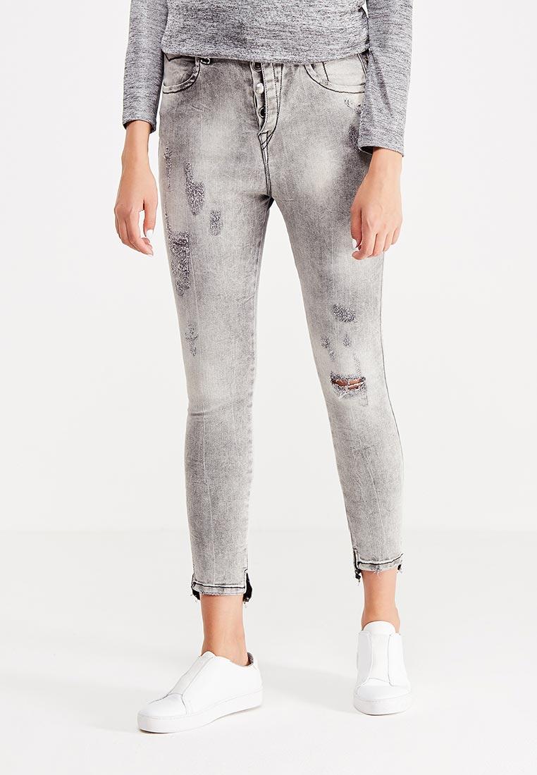 Зауженные джинсы Fornarina BIR1I57D809DV3