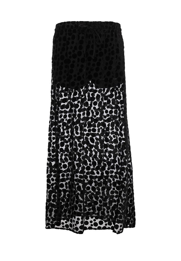Широкая юбка Fornarina BE172B92CA0100
