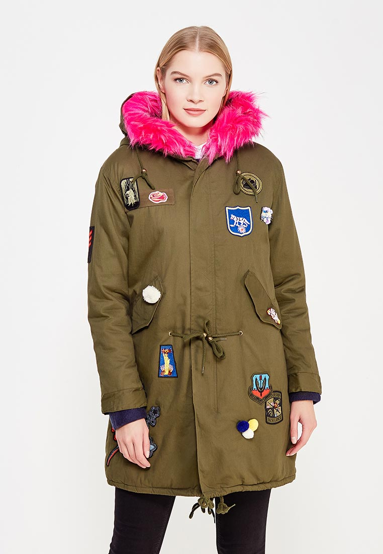 Куртка Fornarina BI183F04G29631