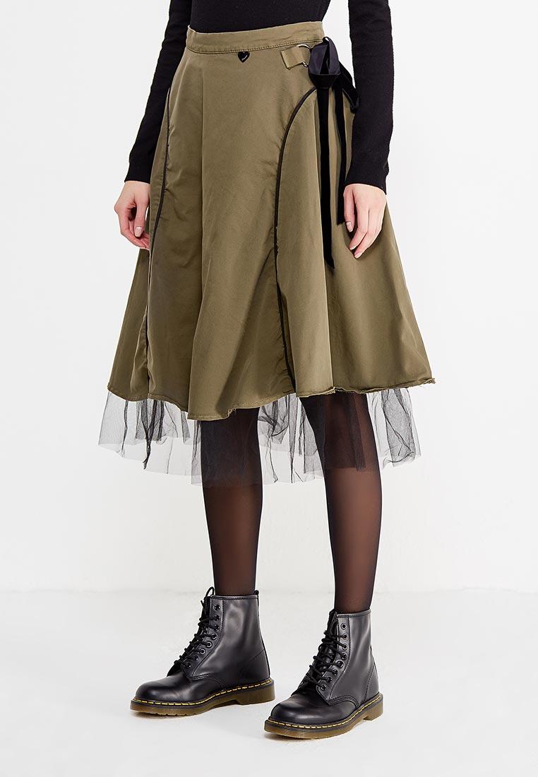 Широкая юбка Fornarina BI182C28G29531
