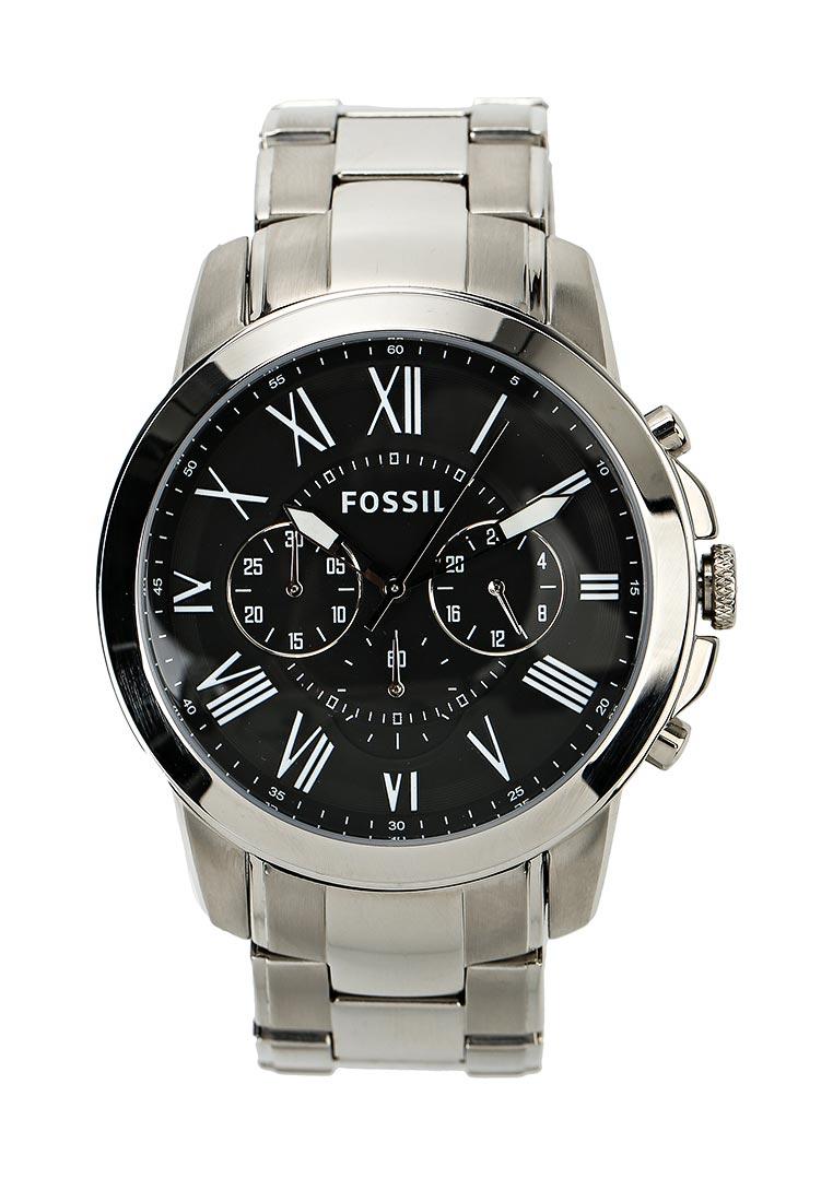 Мужские часы Fossil (Фоссил) FS4736