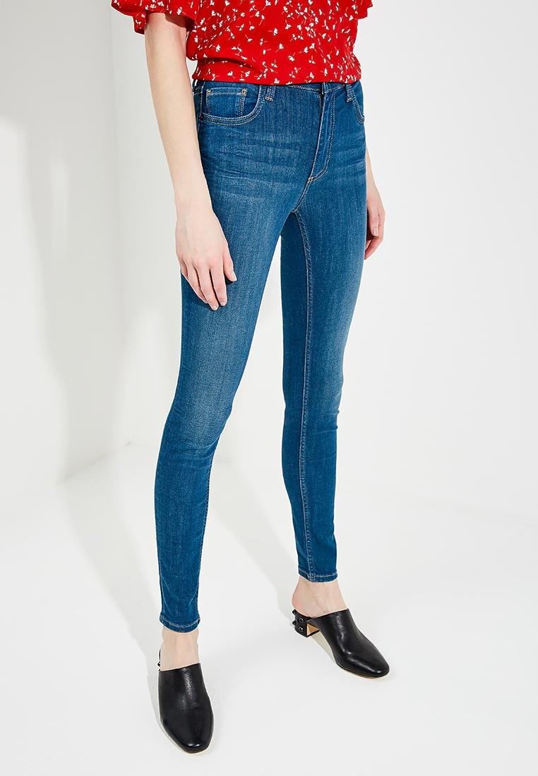 Зауженные джинсы French Connection 74LZO