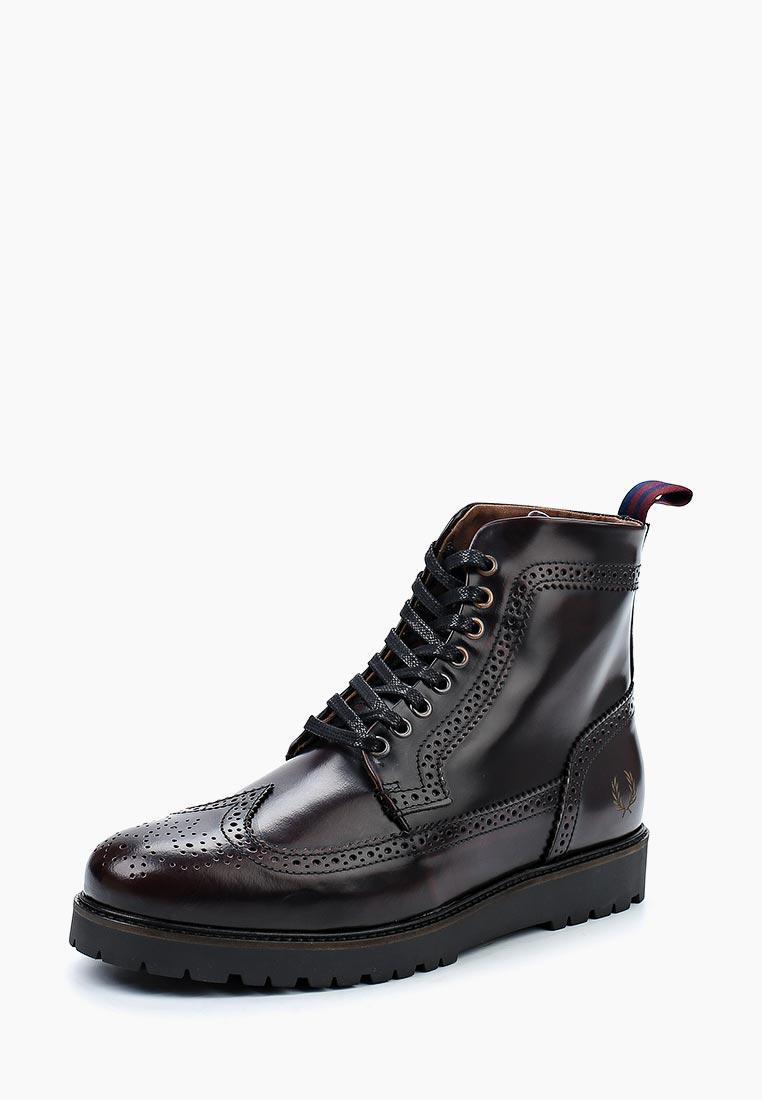 Мужские ботинки Fred Perry B2270
