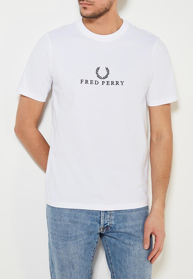Футболка с коротким рукавом Fred Perry M2605