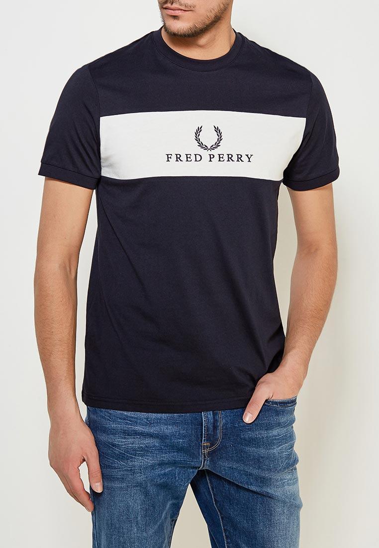 Футболка с коротким рукавом Fred Perry M3581