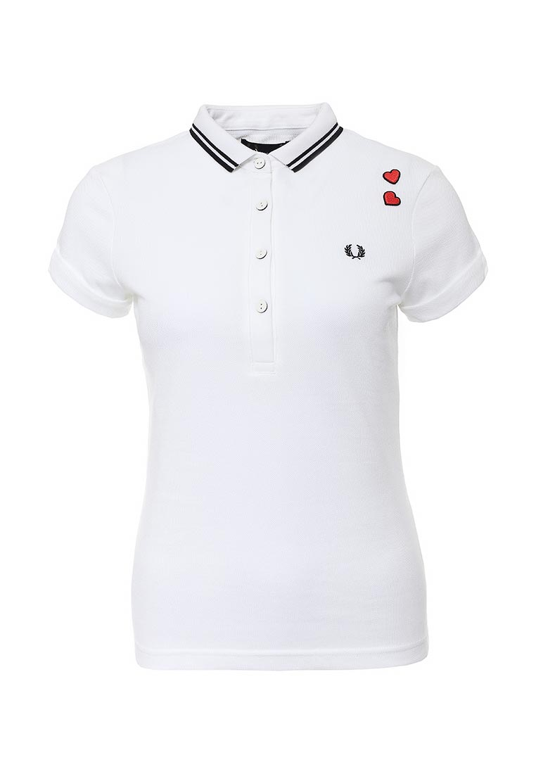 Женские поло Fred Perry SG8620
