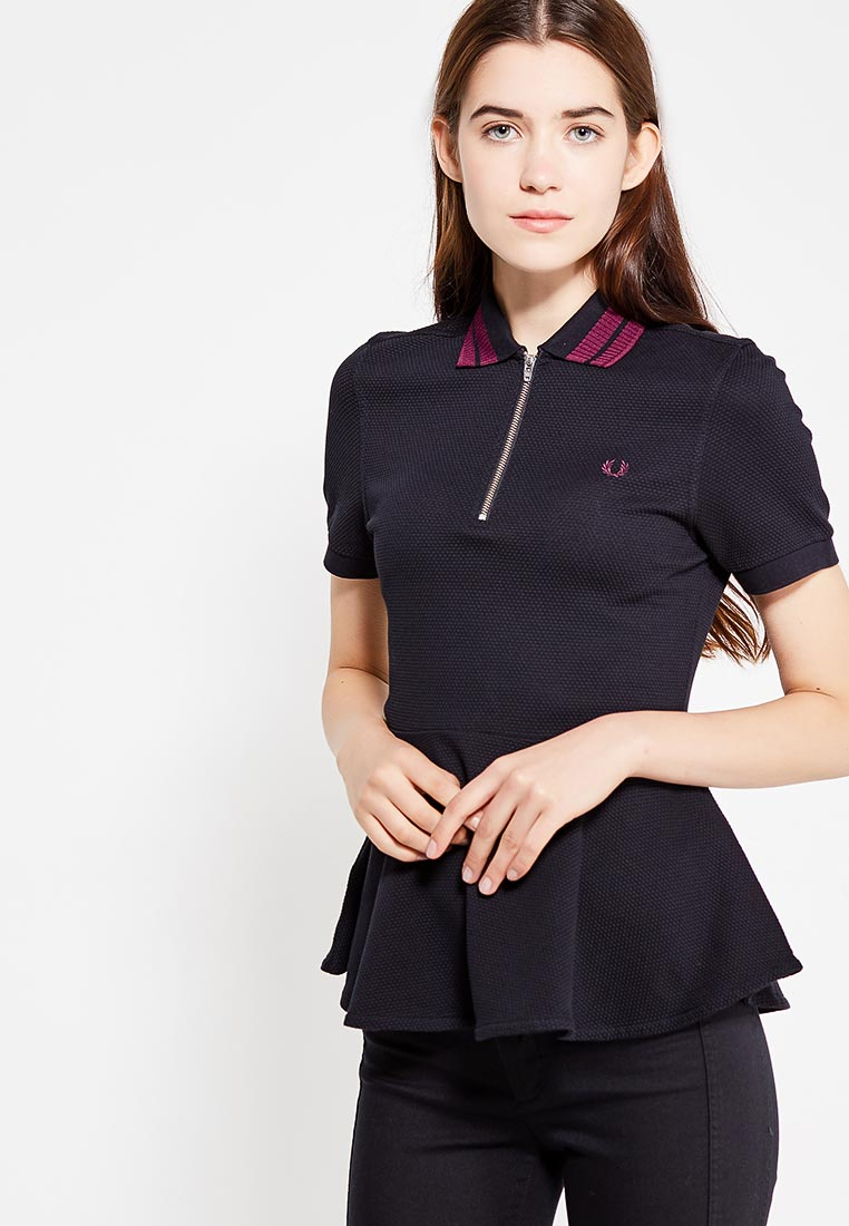 Женские поло Fred Perry G2142