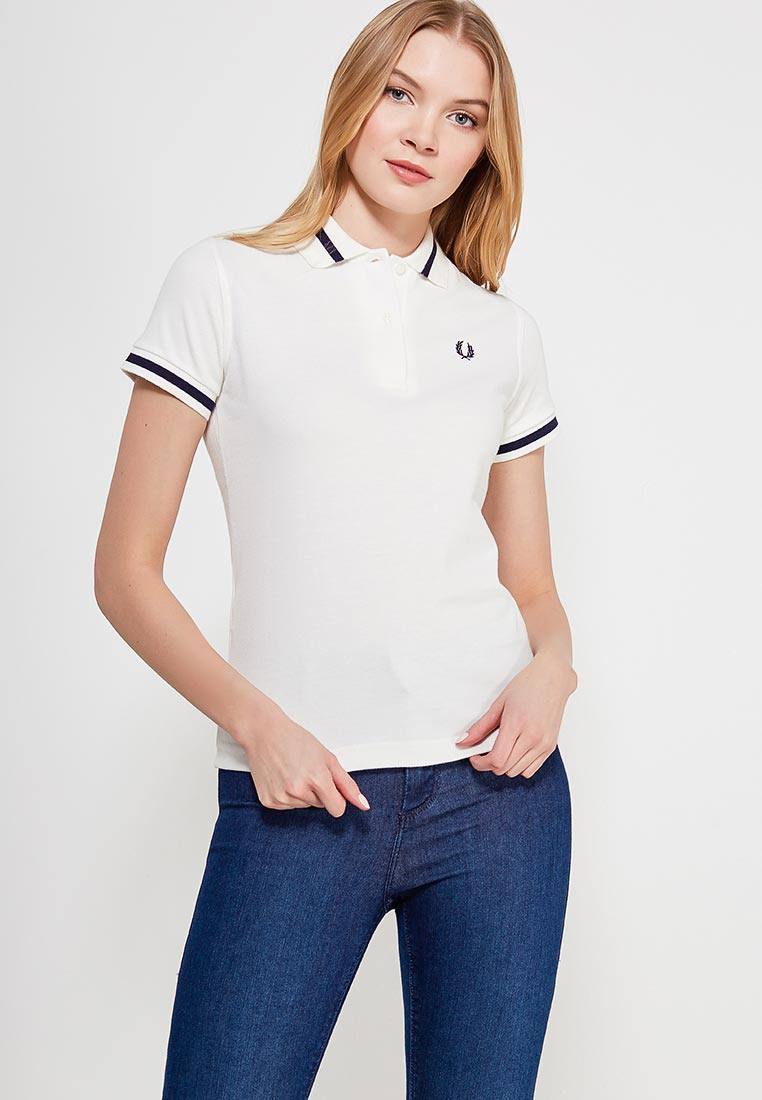 Женские поло Fred Perry G2