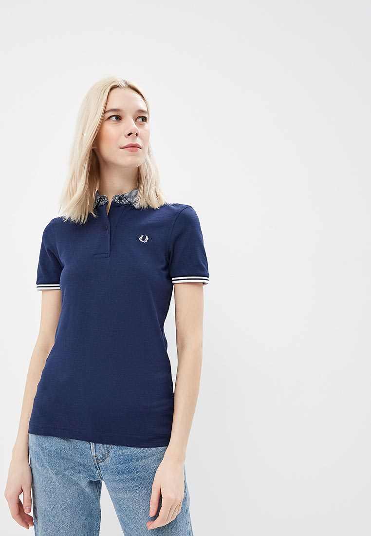 Женские поло Fred Perry G3116
