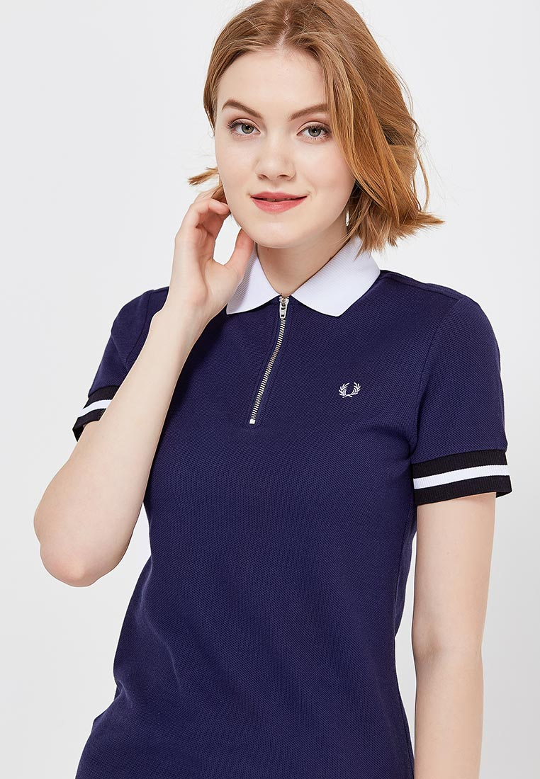Женские поло Fred Perry G3117