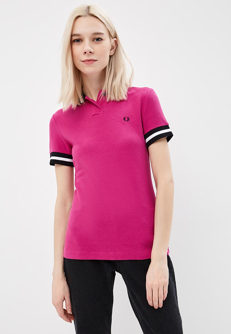 Женские поло Fred Perry G3118