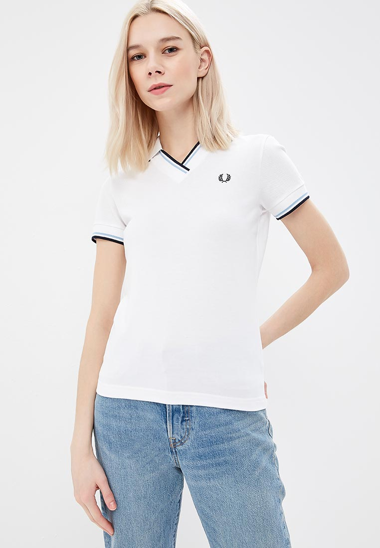 Женские поло Fred Perry G4
