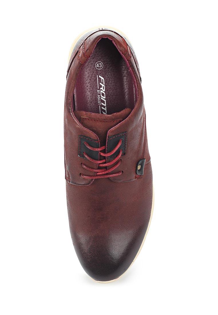 Мужские туфли FRONT by ASCOT FR 7260 OLSEN: изображение 4