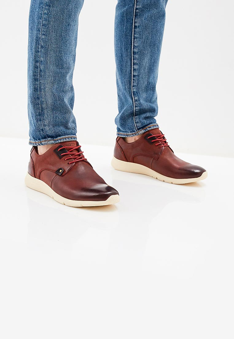 Мужские туфли FRONT by ASCOT FR 7260 OLSEN: изображение 5