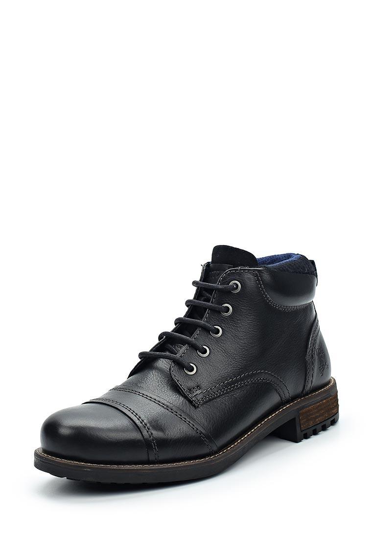 Мужские ботинки FRONT by ASCOT FR 7070-01 CHESTER
