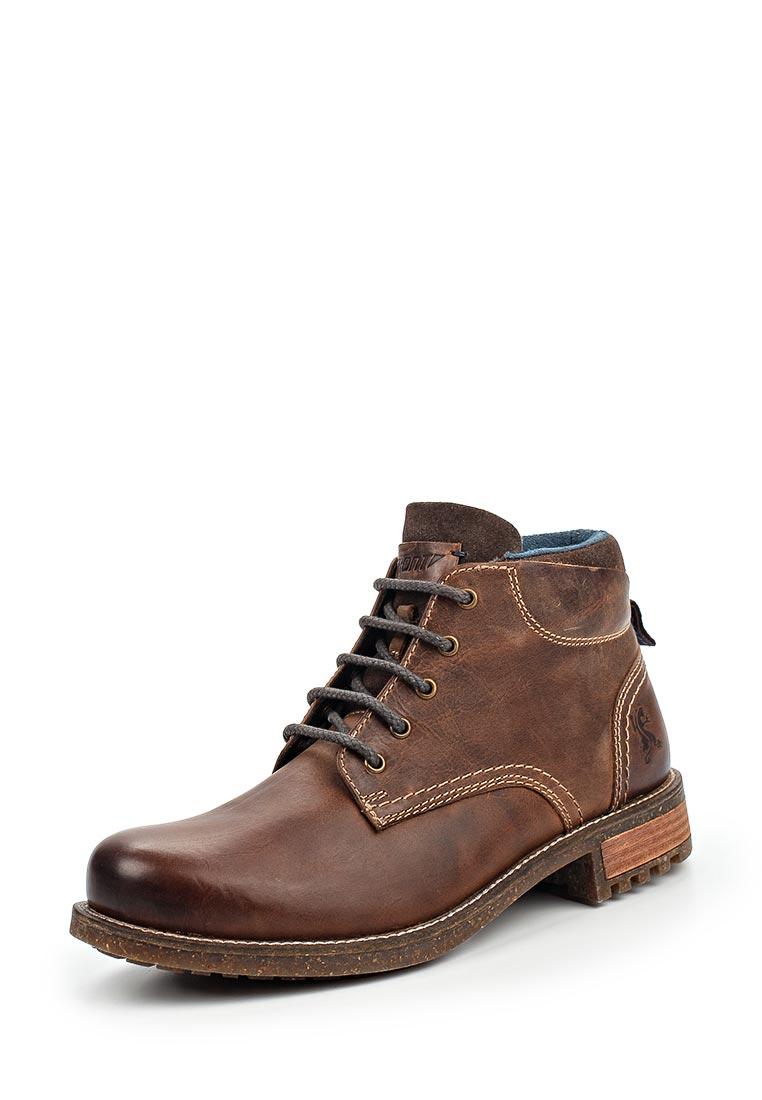 Мужские ботинки FRONT by ASCOT FR 7071-02 YORK