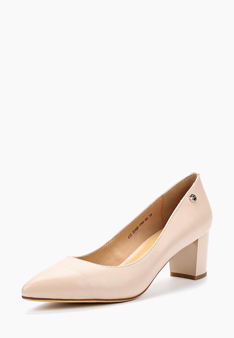 Женские туфли Francesco Donni P415 324QC-P88-06JLM