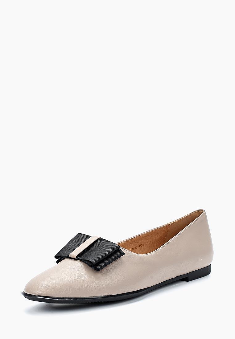 Женские туфли Francesco Donni P415 326QC-P03-16JLM