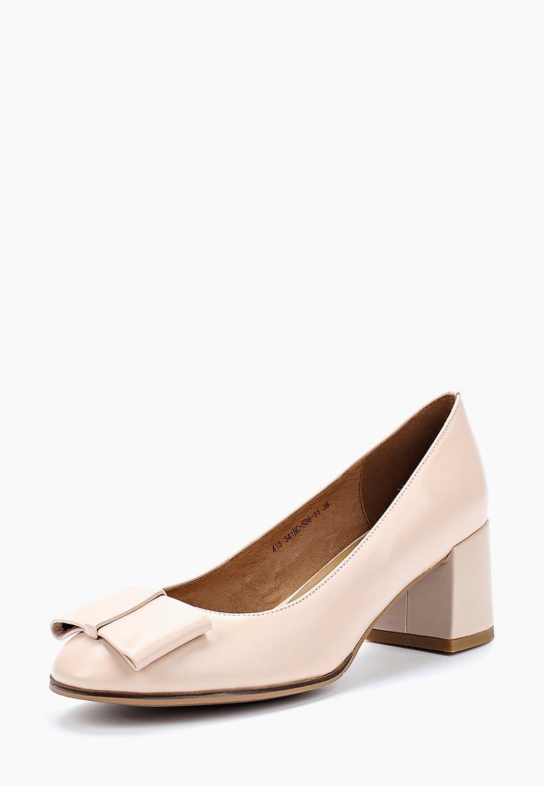 Женские туфли Francesco Donni P415 341HC-S36-31JLM