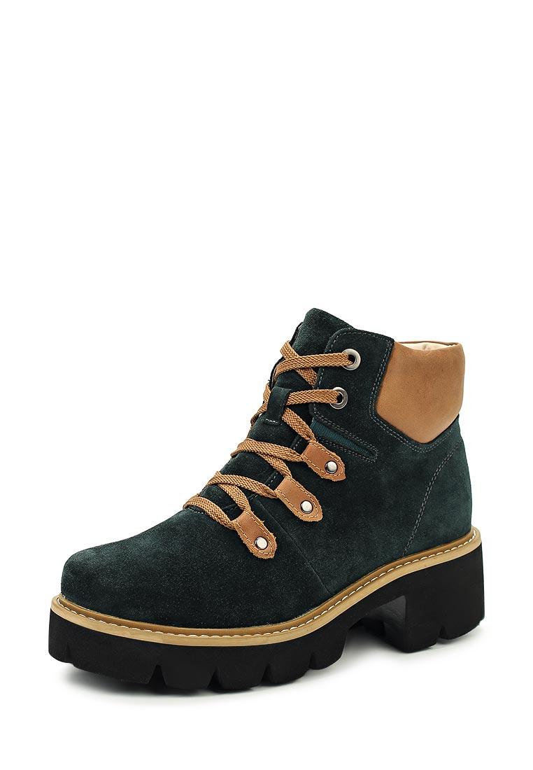 Женские ботинки Francesco Donni P347 053MS-J13-38LM