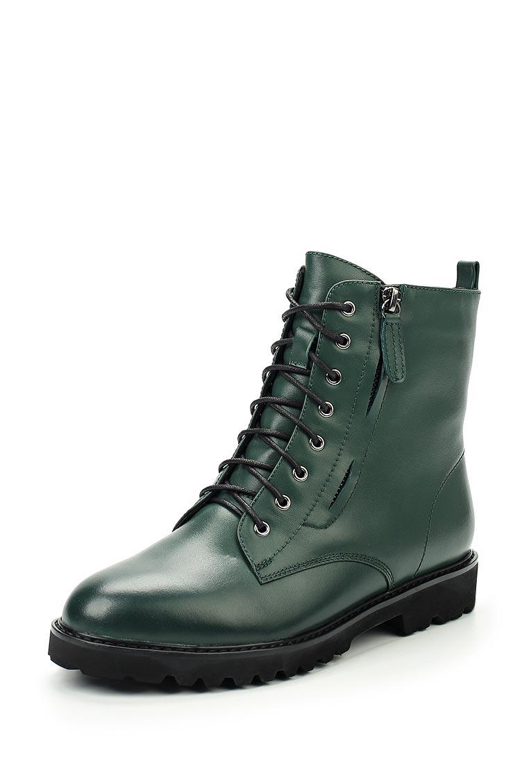 Женские ботинки Francesco Donni P317 100FC-G92-38LM